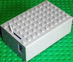 4274 Z # Lego 50 Stück Verbinder Technik hellgrau pin 0.5